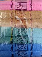 Набор махровых полотенец для лица