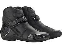 "Обувь Alpinestars S-MX 2  black ""44"", арт. 222408 10, арт. 222408 10, фото 1"