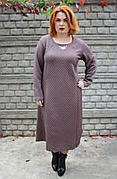 Платье большого размера Камелия 2 (2цв), платье большого размера недорого, платье для полных, дропшиппинг