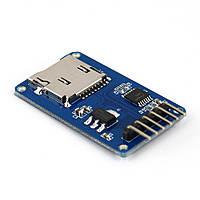 Кардридер карт памяти TF micro SD для Arduino, фото 1