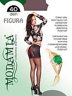 "Женские колготки Modamia ""Figura 40 den"", 2-5 размер"