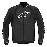 "Куртка Alpinestars JAWS кожа black ""52"", арт. 3101013 10, арт. 3101013 10"