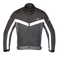 "Куртка Alpinestars RADON Air dark grey текстиль ""M"", арт. 3301211 111, арт. 3301211 111"