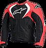 "Куртка Alpinestars T-JAWS AIR текстиль  black\red\white ""XL"", арт. 3301514 132, арт. 3301514 132"