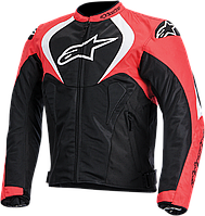 "Куртка Alpinestars T-JAWS AIR текстиль  black\red\white ""XL"", арт. 3301514 132, арт. 3301514 132"