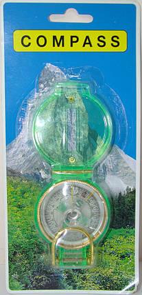 Компас сувенирный d-50мм, для определения азимута, фото 2