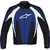 "Куртка Alpinestars T-Stunt AIR BLUE текстиль ""XL"", арт. 330159 70, арт. 330159 70"