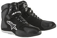 "Обувь Alpinestars FASTBACK WP black/white ""41""(8.5), арт. 2510014 12, арт. 2510014 12"