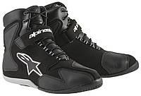 "Обувь Alpinestars FASTBACK WP black/white ""42""(9), арт. 2510014 12, арт. 2510014 12"