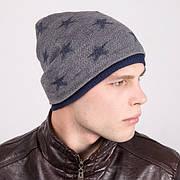Мужская шапка колпак