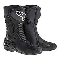 "Обувь Alpinestars S-MX 6  black ""42"", арт. 2223014 10, арт. 2223014 10"