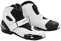 Обувь Alpinestars S-MX 1  white/black, 45, фото 1
