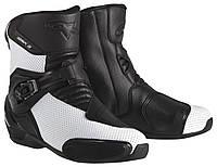 "Обувь Alpinestars S-MX 3 Vented black\white  ""42"", арт. 2224014 122, арт. 2224014 122"