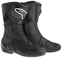 "Обувь Alpinestars S-MX 6  black Vented ""37"", арт. 2223014 100, арт. 2223014 100, фото 1"