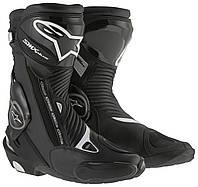 """Обувь Alpinestars S-MX PLUS black """"40"""", арт. 2221013 10, арт. 2221013 10"""