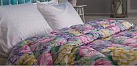 Одеяло пух 100%, двуспальное евро размер 200х220см