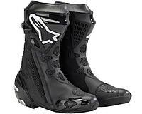 "Обувь Alpinestars Supertech R  black ""40"", арт. 2220012 10, арт. 2220012 10"