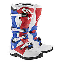 "Обувь Alpinestars TECH 5 white/red/blue ""43""(9), арт. 2015015 237, арт. 2015015 237, фото 1"