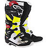 "Обувь Alpinestars TECH 7 black\red\yellow ""42""(8), арт. 2012014 136"