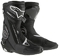 "Обувь Alpinestars S-MX PLUS black ""42"", арт. 2221015 10  NEW !!, арт. 2221015 10"