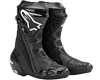 "Обувь Alpinestars Supertech R  black ""44"", арт. 2220012 10, арт. 2220012 10"