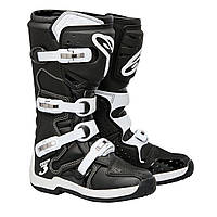 "Обувь Alpinestars TECH 3 black\white ""44""(10), арт. 201307 12, арт. 201307 12"