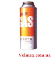 Газ для заправки генератора цветного огня EUROecolite GAS FIRE STORM YELLOW