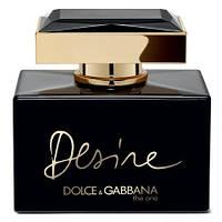 Женская парфюмированная вода Dolce & Gabbana The One Desire 2013