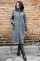 Женское зимнее пальто Орио, женское пальто зимнее, пальто с капюшоном, дропшиппинг украина
