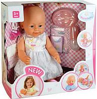 Пупс девочка Warm Baby 8009-443
