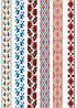Вышиванка 51  Вафельная картинка