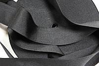 ТЖ 40мм репс (50м) черный