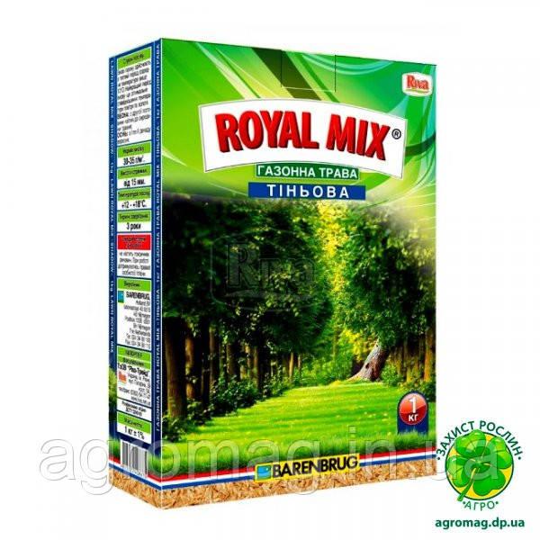 Газонная трава Royal Mix Теневая 1 кг