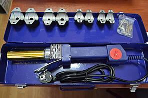 Паяльник для пластикових труб ТЕМП ППТ-1900