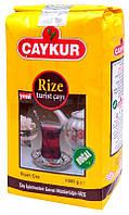 Турецкий чай чёрный мелколистовой 1000 г Caykur Rize Turist Çay (рассыпной)