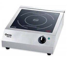 Настольная индукционная плита Bartscher ІК 35SK 105837 (одна конфорка)