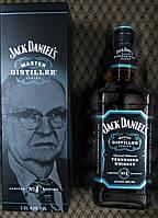 Американский виски Jack Daniel's Master Distiller Jess Gamble 43% 1л