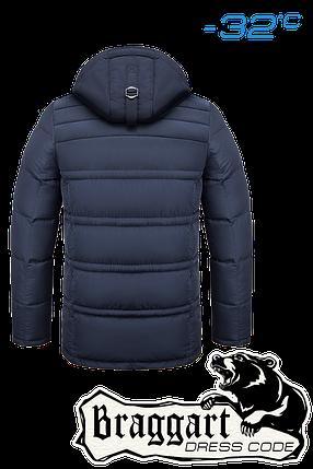 Мужская зимняя куртка-парка Braggart (р.46-54) арт. 2748 светло-синий, фото 2
