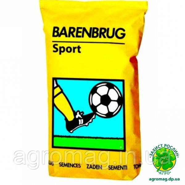 Газонная трава Barenbrug Спортивная 5 кг