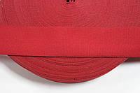 ТЖ 40мм репс (50м) красный , фото 1