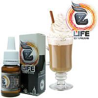 Жидкость для электронных сигарет eLife Ирландский крем 30 мл, 0 мг/мл