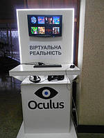 "Oculus аттракционы ""по ключ"""