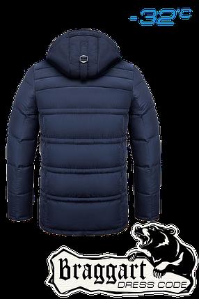 Мужская синяя зимняя куртка-парка Braggart (р.46-54) арт. 2748 синий, фото 2