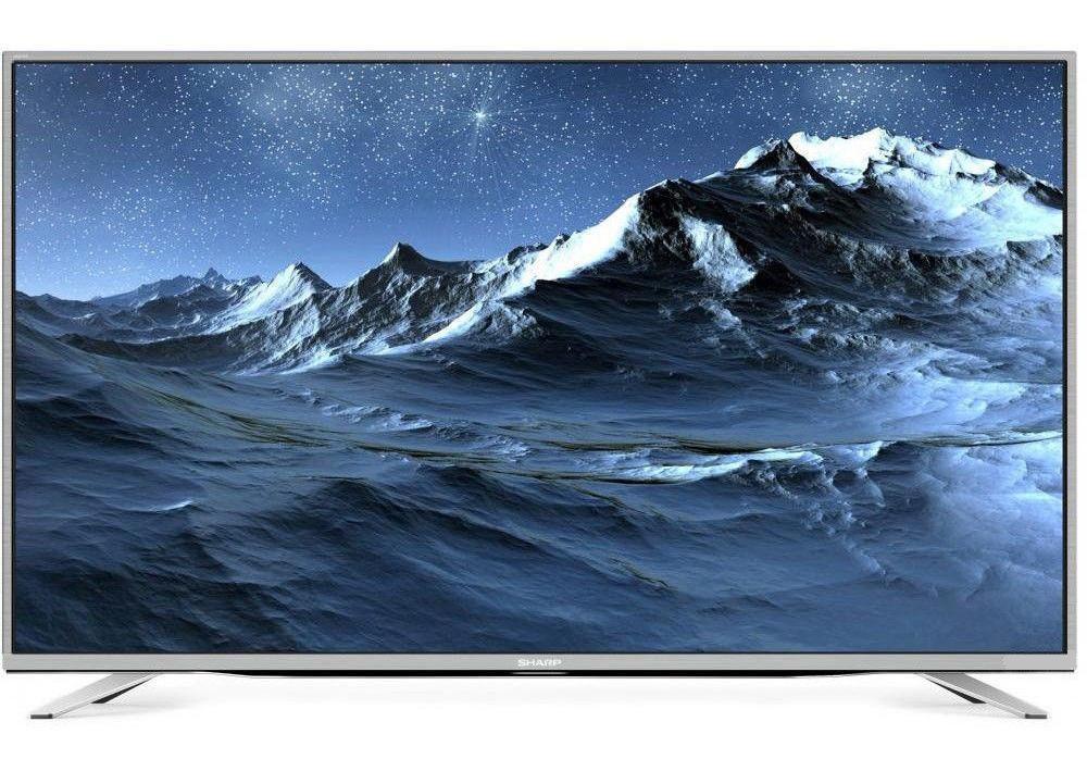 Телевизор Sharp LC-55CUF8462ES (600Гц, Ultra HD 4K, Smart TV, Wi-Fi, DVB-T2/S2) , фото 3