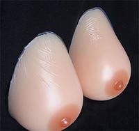 Вкладыши груди в бюстгальтер с молочными железами из силикона