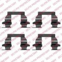 Деталь NISSAN 440808H325; ATE 13046003412; DELPHI LX0446; TEXTAR 82507600