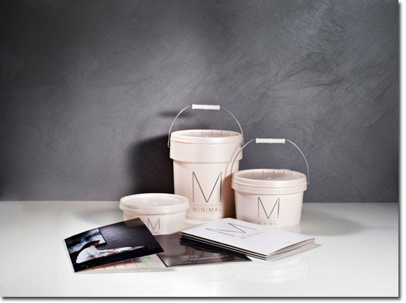 Матовая декоративная краска  MINIMAL (Минимал). Giorgio Graesan & Friends