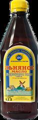 Олія лляна Вологодське 500мл.