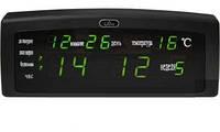 Электронный будильник от сети 868 Led Digital Clock