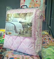 Одеяло двуспальное Евро размер,холлофайбер(200*220см)